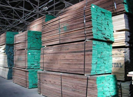 Timber trader supplies petal